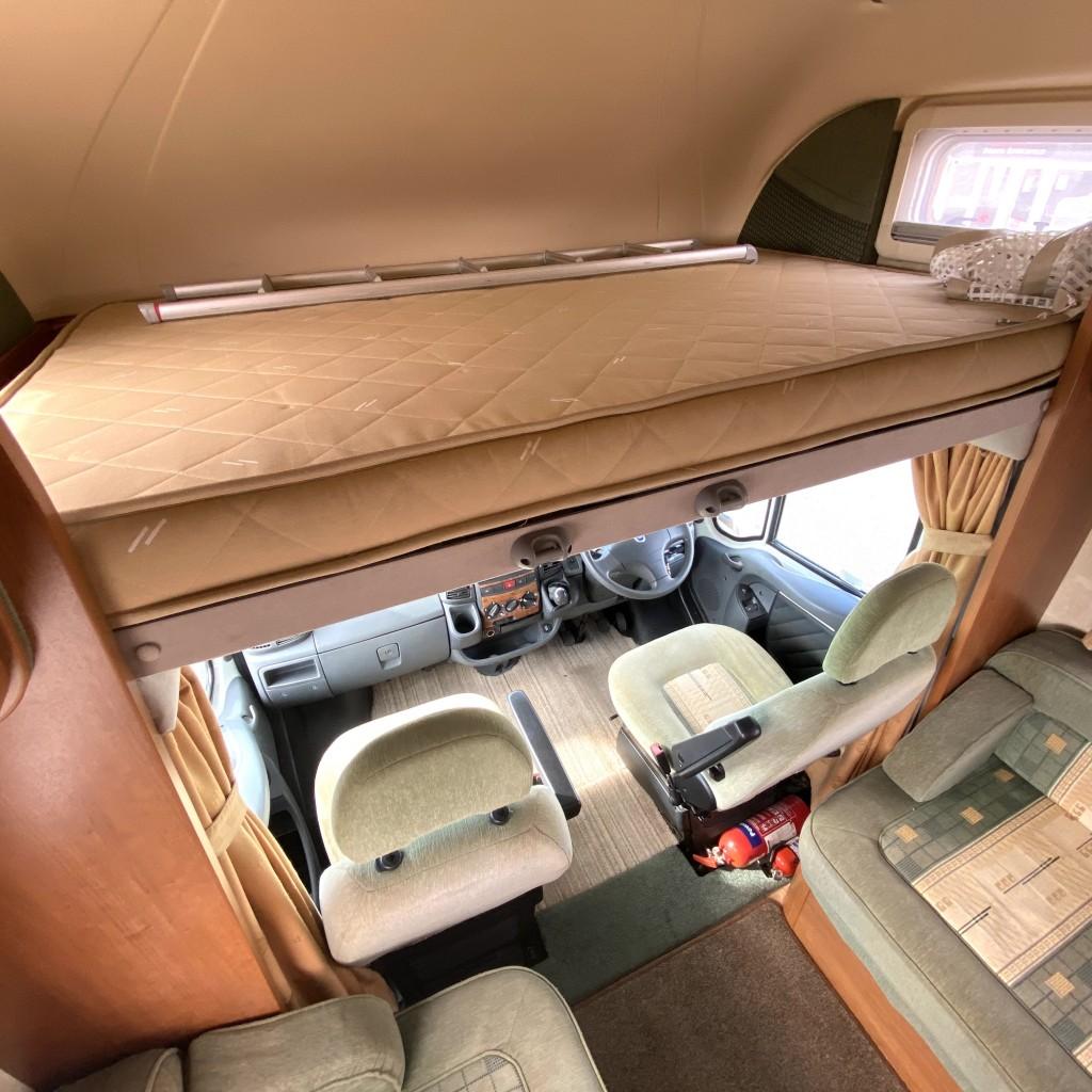 BESSACARR E765 Motorhome