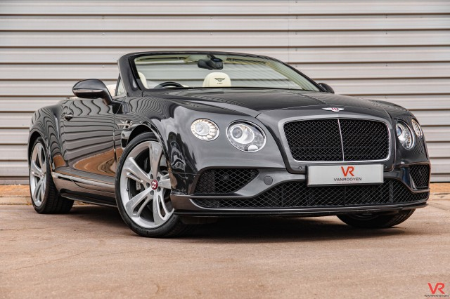 2018 (18) BENTLEY CONTINENTAL GTC 4.0 GT V8 S MDS 2DR AUTOMATIC | <em>37,019 miles