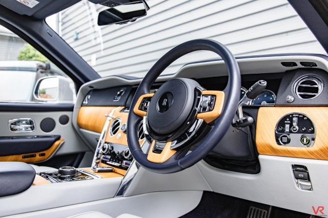 2019 (19) ROLLS-ROYCE CULLINAN ESTATE 6.7 V12 5DR AUTOMATIC | <em>17,500 miles