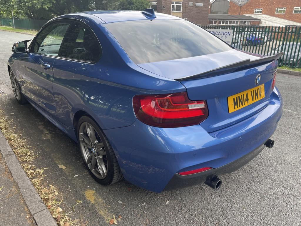 BMW 2 SERIES 3.0 M235I 2DR