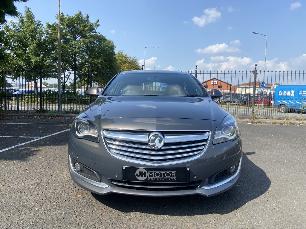 VAUXHALL INSIGNIA 2.0 LIMITED EDITION CDTI 5DR