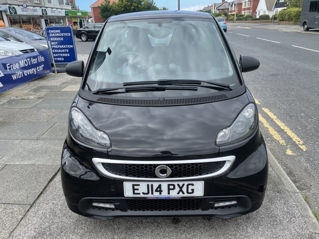 SMART FORTWO 1.0 GRANDSTYLE EDITION 2DR SEMI AUTOMATIC