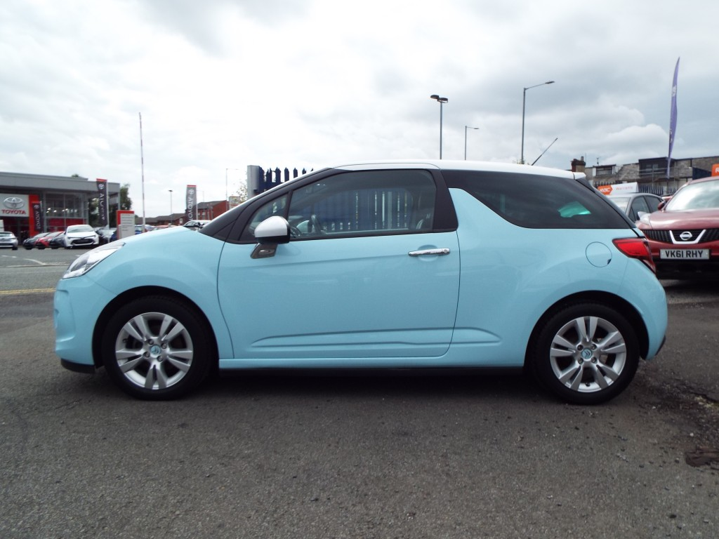 CITROEN DS3 1.6 DSTYLE HDI 3DR