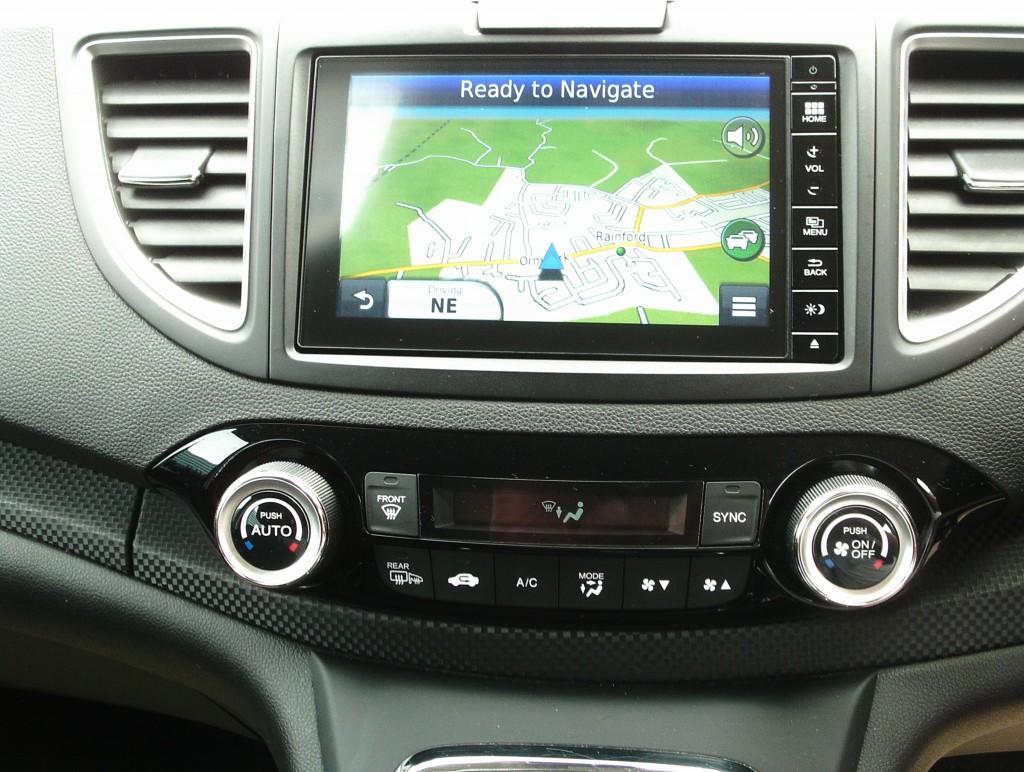 HONDA CR-V 2.0 I-VTEC S NAVI 5DR