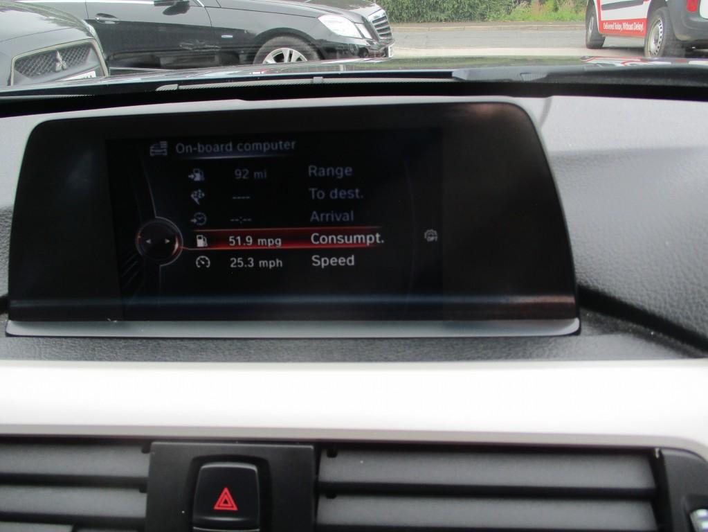BMW 3 SERIES 2.0 320D EFFICIENTDYNAMICS TOURING 5DR