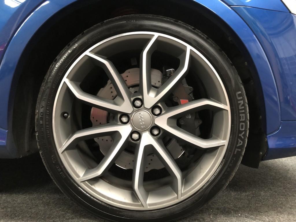 AUDI RS Q3 2.5 RS TFSI QUATTRO 5DR SEMI AUTOMATIC