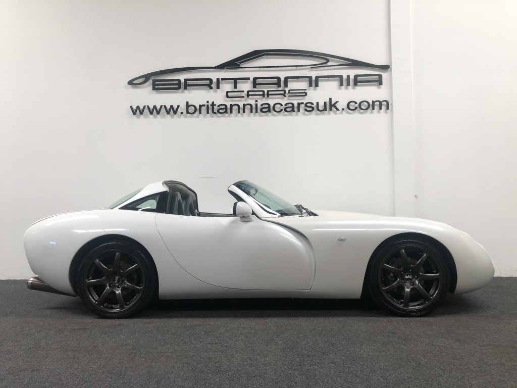 TVR TUSCAN 4.0 4.0 4.0 2DR