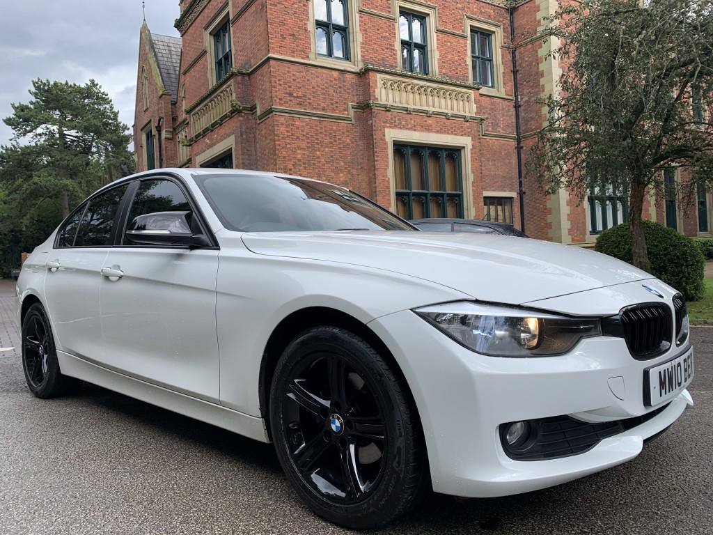 BMW 3 SERIES 1.6 316I SE 4DR