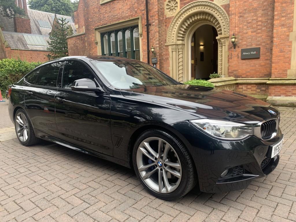 BMW 3 SERIES 2.0 320D M SPORT GRAN TURISMO 5DR