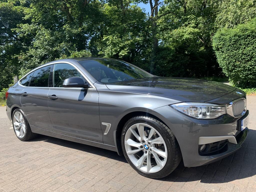 BMW 3 SERIES 2.0 320D MODERN GRAN TURISMO 5DR AUTOMATIC