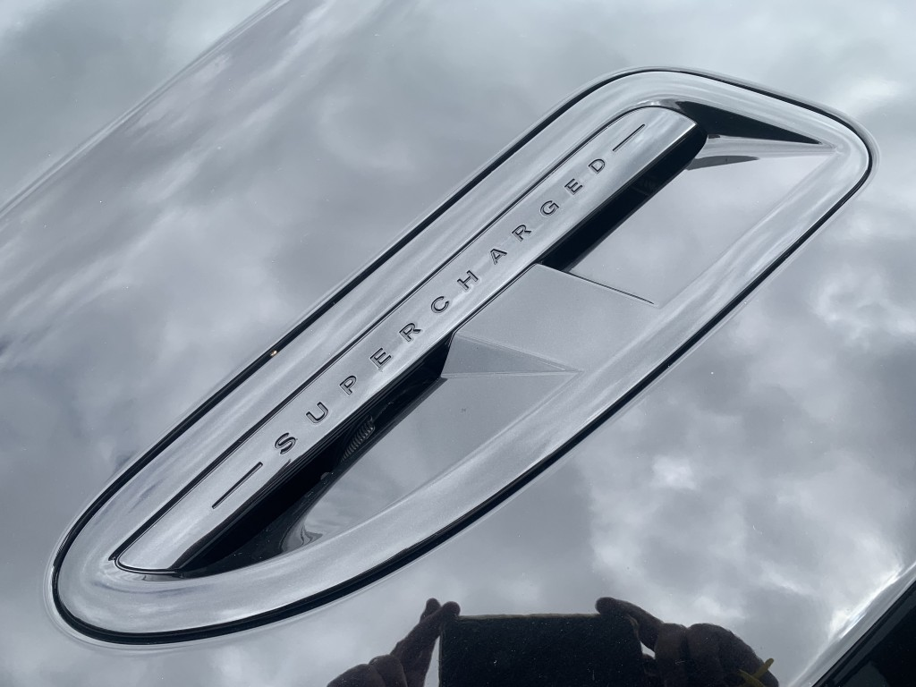 JAGUAR XF 5.0 V8 XFR 4DR AUTOMATIC