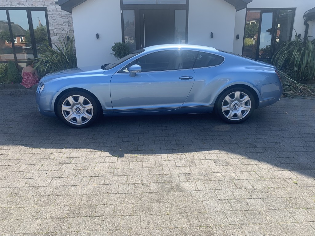 BENTLEY CONTINENTAL GT 6.0 GT 2DR AUTOMATIC