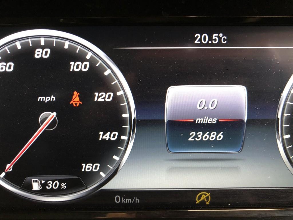 MERCEDES-BENZ S CLASS 4.7 S500 AMG LINE PREMIUM 2DR AUTOMATIC