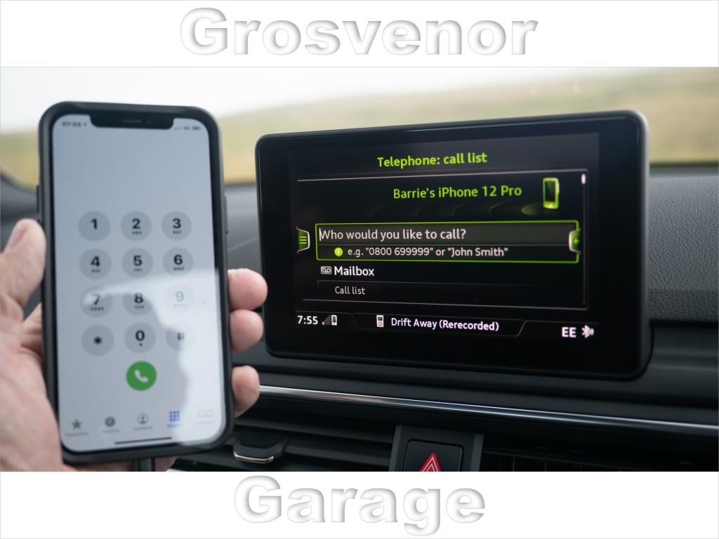 AUDI A4 2.0 TDI S LINE NAV 4DR