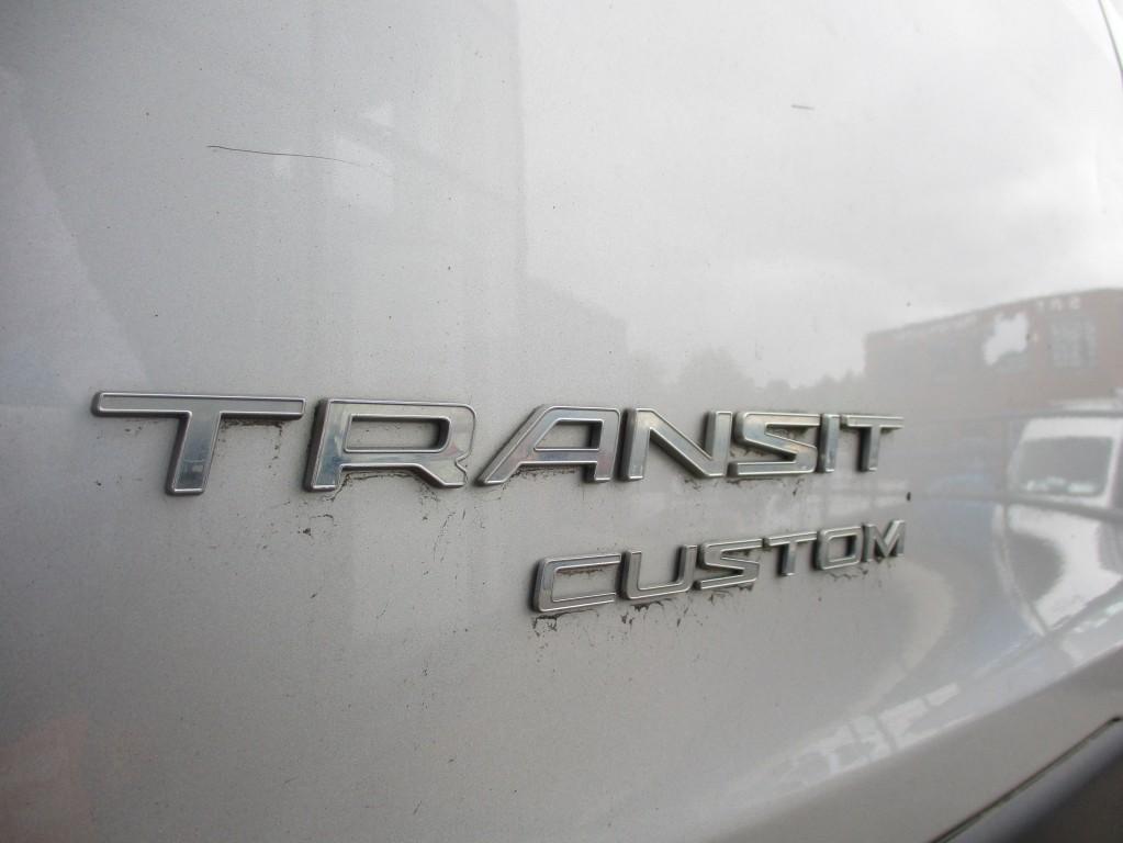 FORD TRANSIT CUSTOM 2.2 290 TREND LR P/V