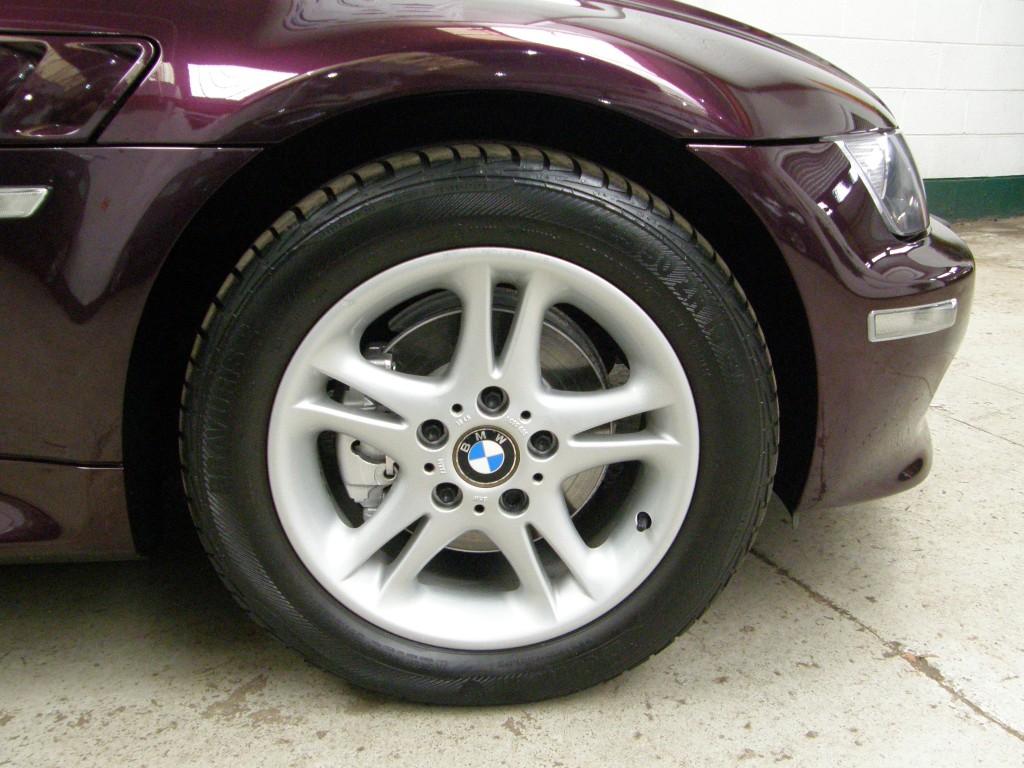 BMW Z SERIES Z3 ROADSTER 2.0 Z3 ROADSTER 2DR