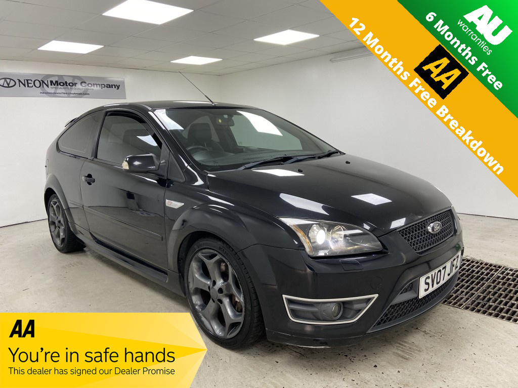 Used FORD FOCUS 2.5 ST-3 3DR in West Yorkshire