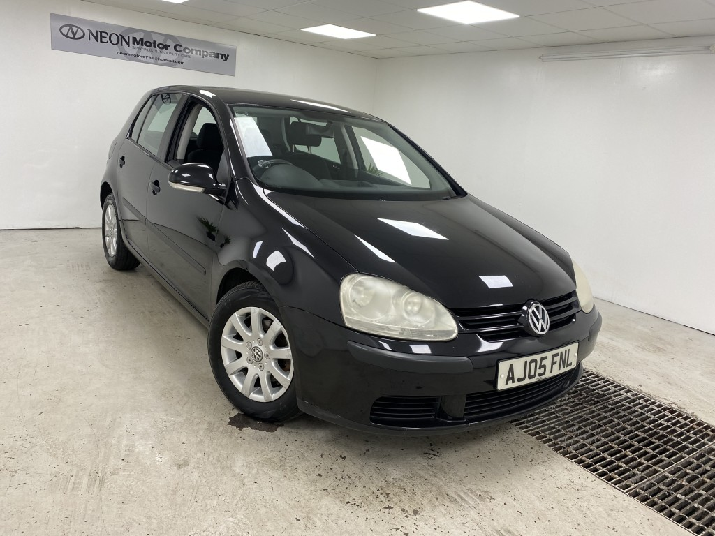 Used VOLKSWAGEN GOLF 1.6 SE 5DR AUTOMATIC in West Yorkshire