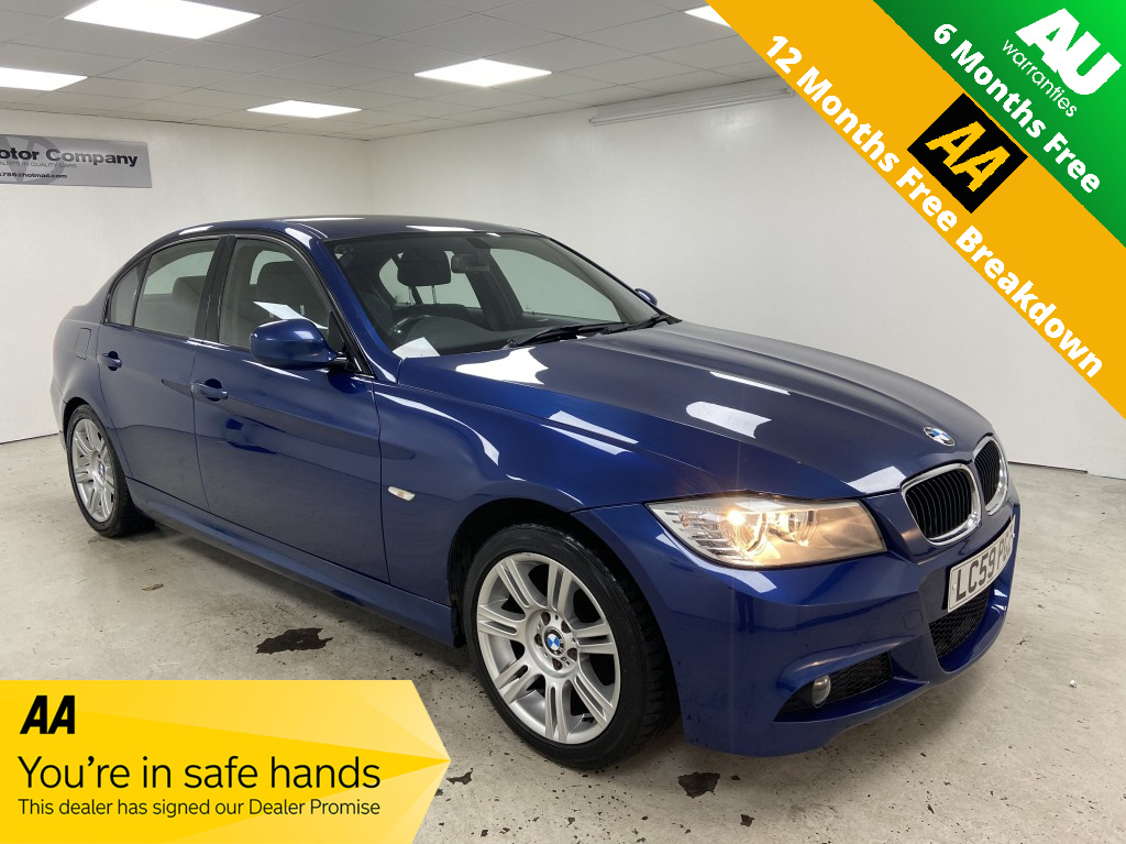 Used BMW 3 SERIES 2.0 320D M SPORT 4DR AUTOMATIC in West Yorkshire