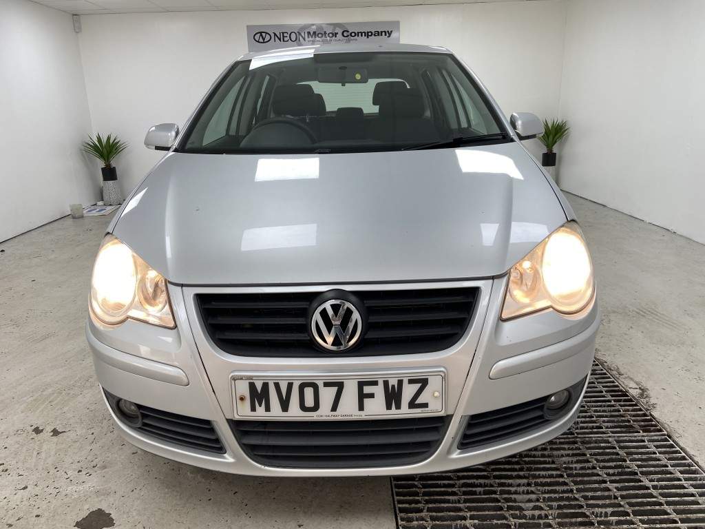 VOLKSWAGEN POLO 1.4 S 5DR AUTOMATIC