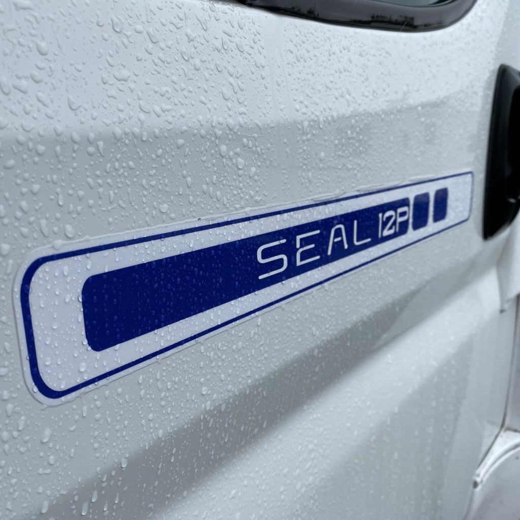 FIAT Rimor Seal 12P
