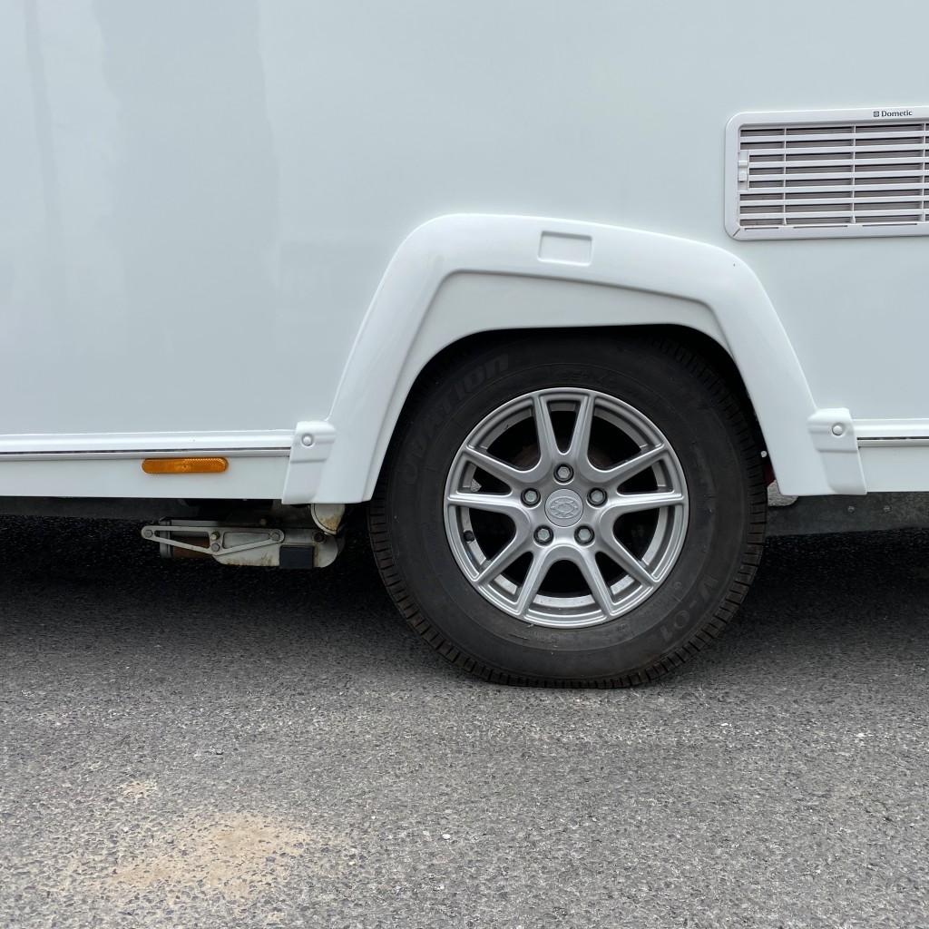 COMPASS Rallye 554