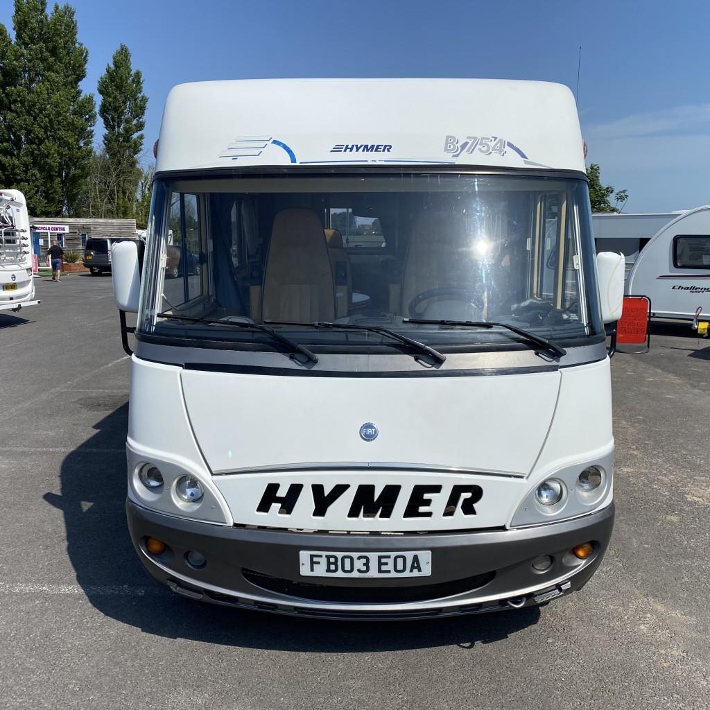 FIAT HYMER B754