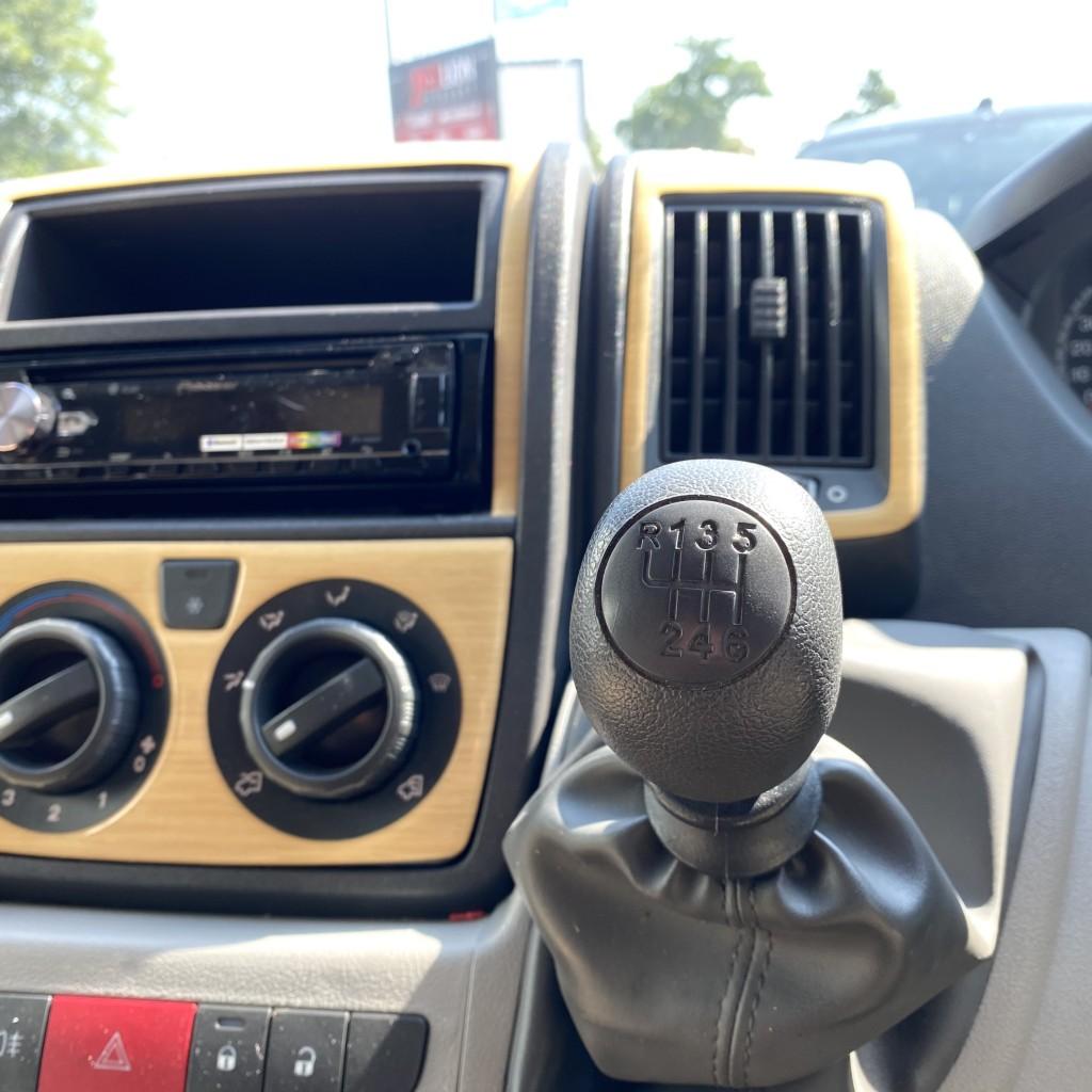 BESSACARR E520 Motorhome
