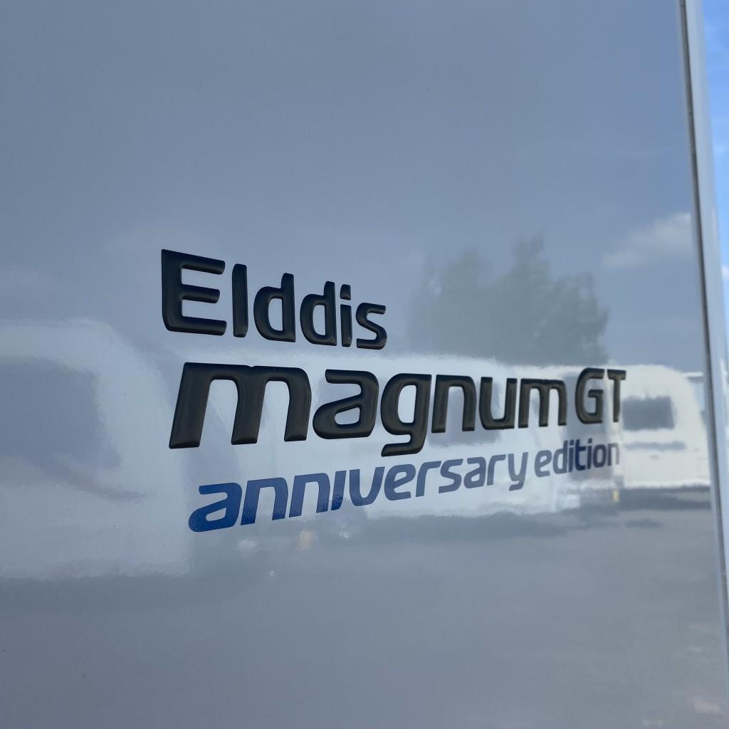 PEUGEOT Elddis MagnumGT 70th Anniversary