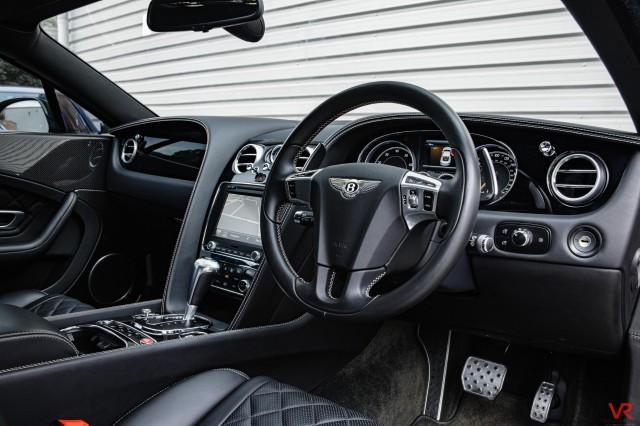 2017 (17) BENTLEY CONTINENTAL GT 4.0 GT V8 MDS 2DR AUTOMATIC | <em>17,830 miles