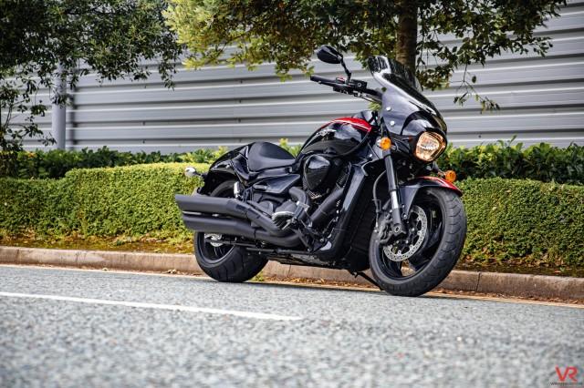 2016 (16) SUZUKI VZR 1800 BZ L5 VZR 1800 BZ L5 MOTORCYCLE | <em>2,369 miles