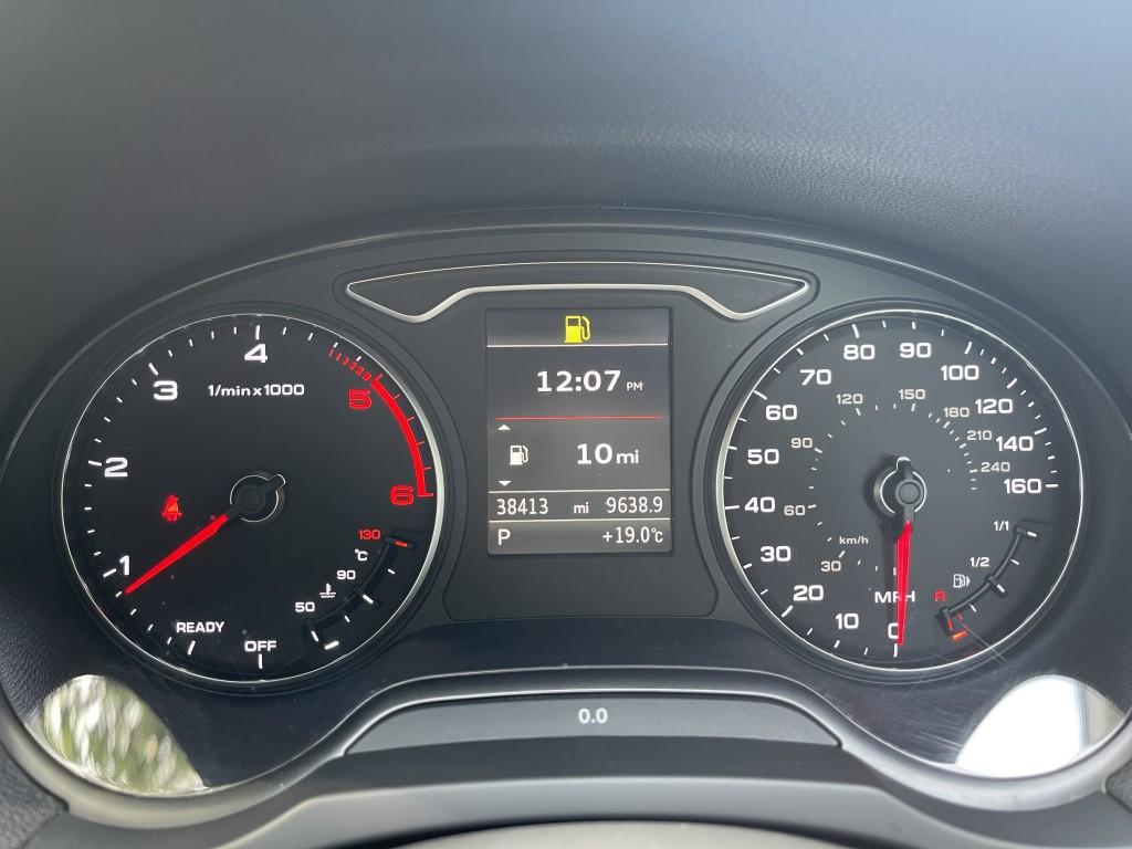 AUDI A3 1.6 TDI SE TECHNIK 5DR SEMI AUTOMATIC