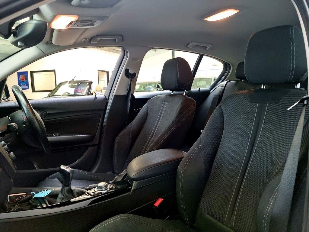 BMW 1 SERIES 1.5 116D SPORT 5DR