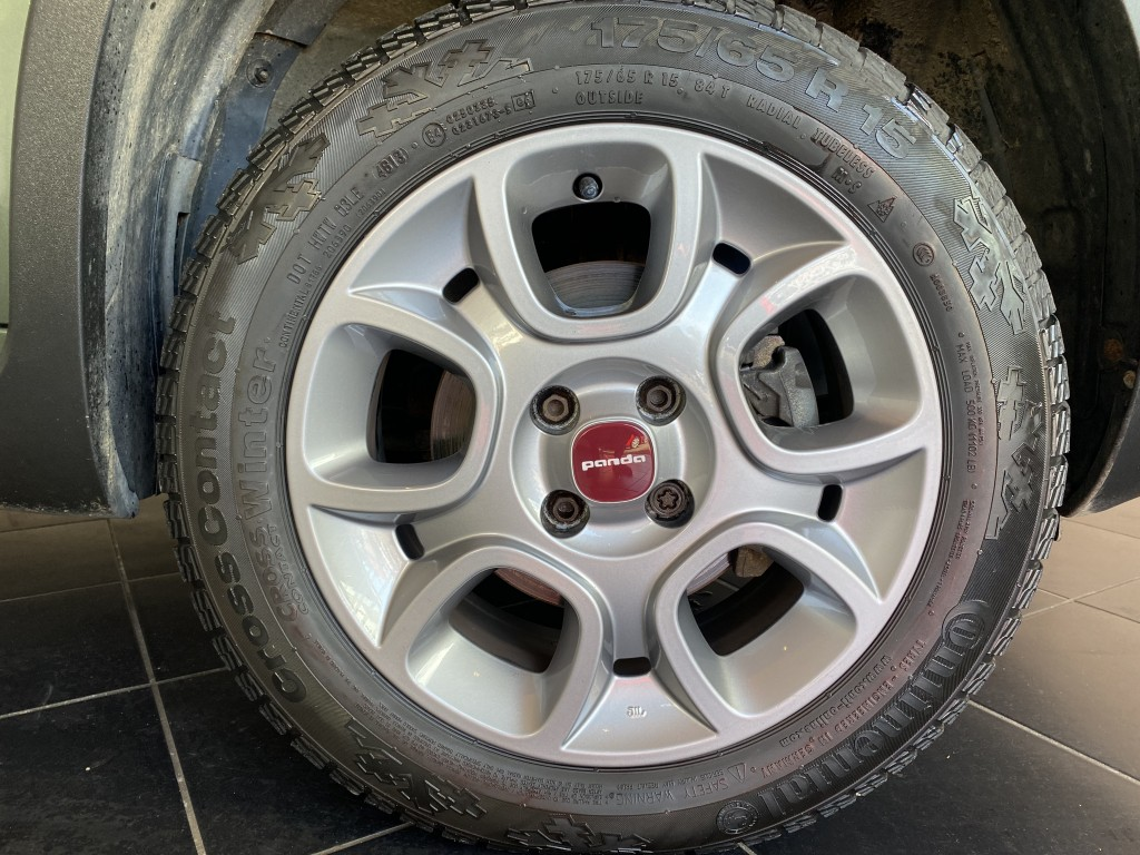 FIAT PANDA 0.9 TWINAIR 5DR