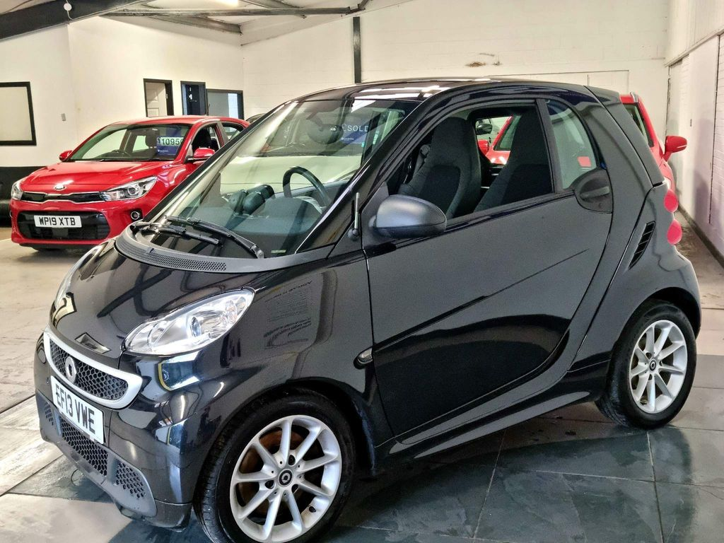 SMART FORTWO 1.0 PASSION MHD 2DR AUTOMATIC