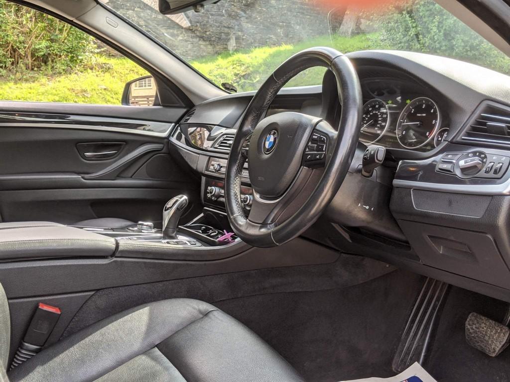 BMW 5 SERIES 2.0 525D SE 4DR AUTOMATIC