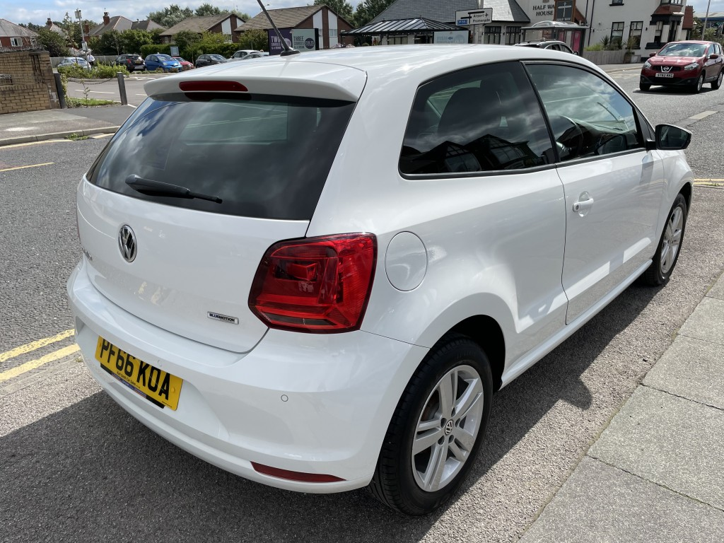 VOLKSWAGEN POLO 1.0 MATCH 3DR