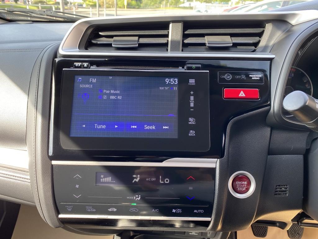 HONDA JAZZ 1.3 I-VTEC EX 5DR