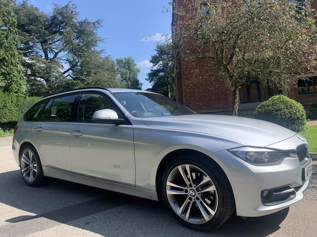 BMW 3 SERIES 2.0 320D XDRIVE SPORT TOURING 5DR