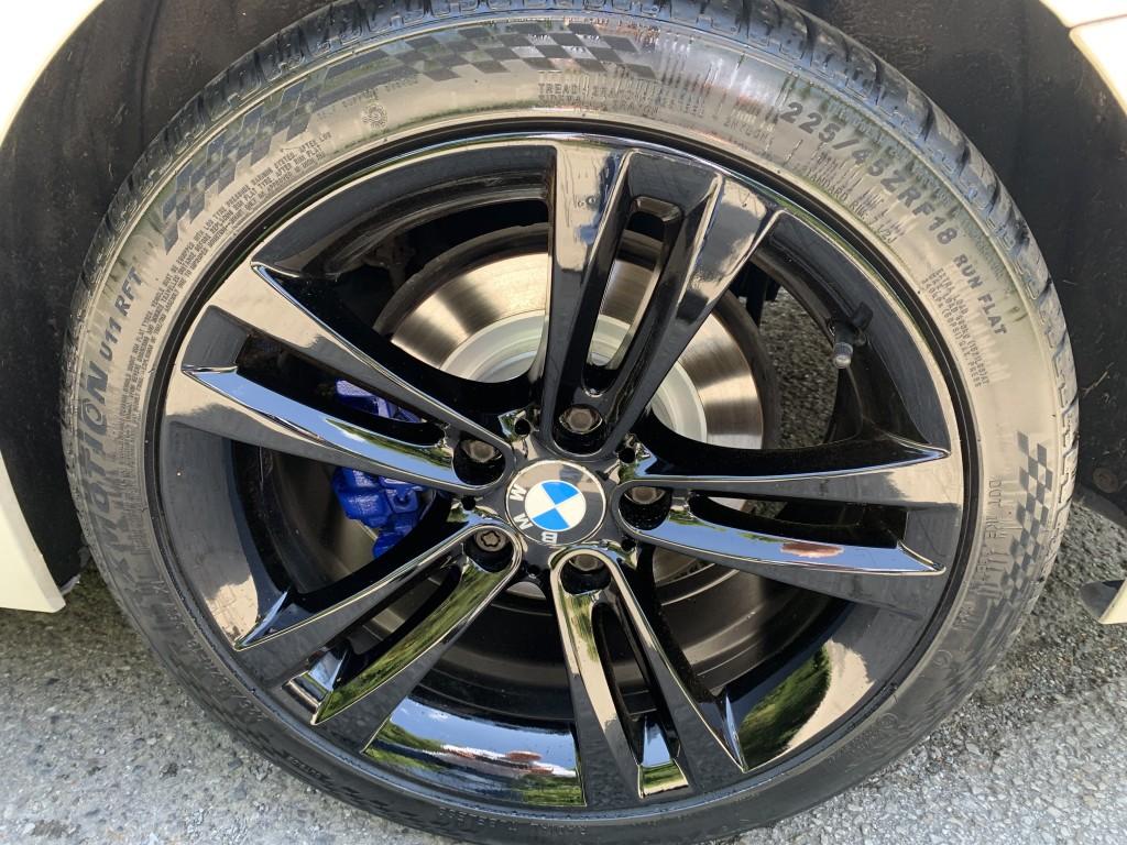 BMW 3 SERIES 2.0 318D SPORT 4DR