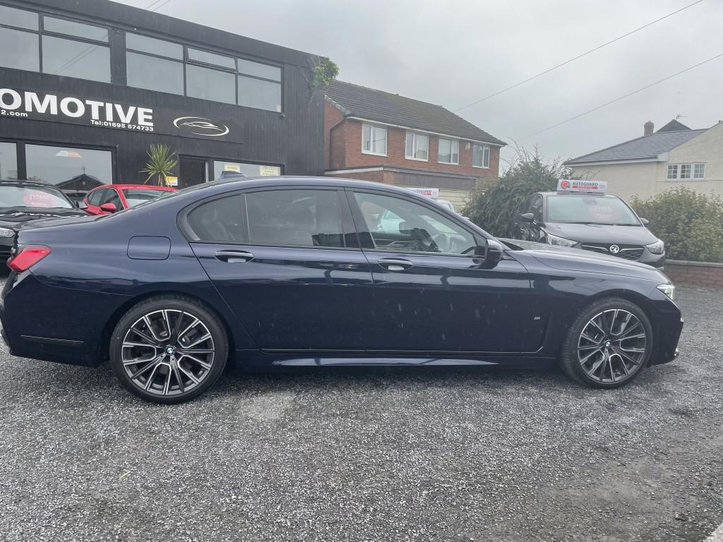 BMW 7 SERIES 730D M SPORT 3.0 730D M SPORT 4DR AUTOMATIC