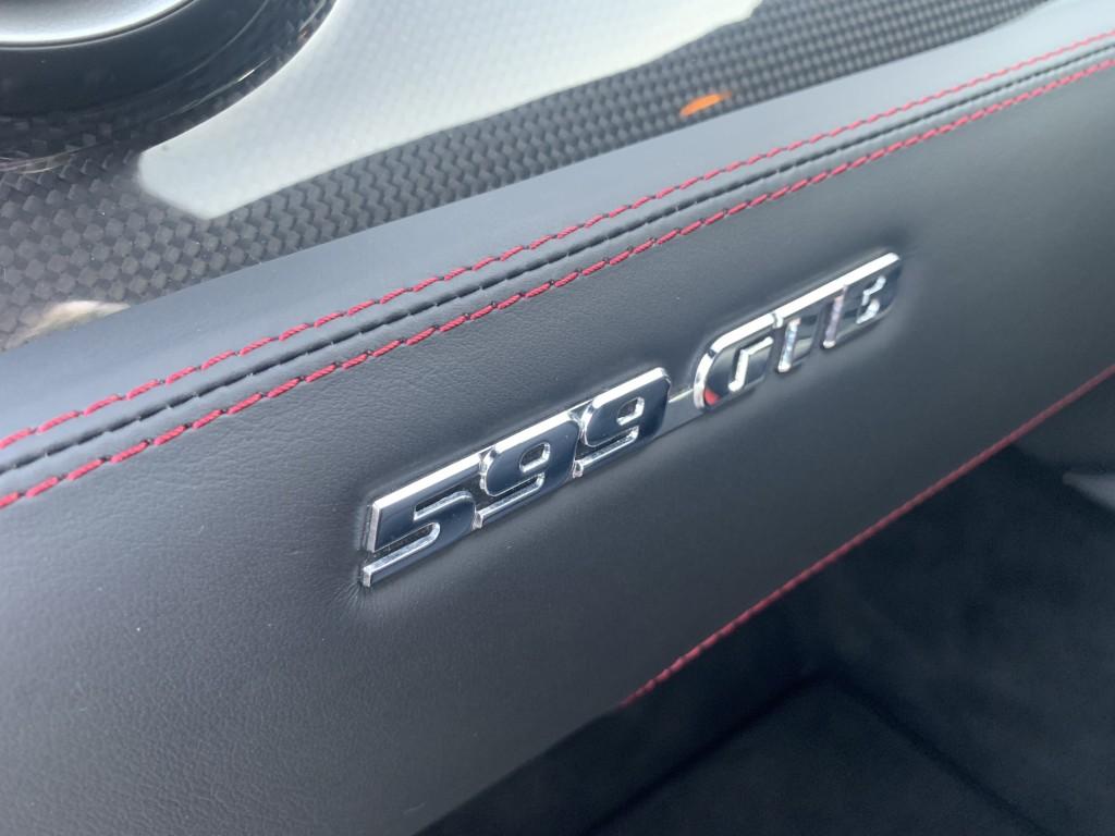 FERRARI 599 6.0 GTB FIORANO F1 2DR SEMI AUTOMATIC