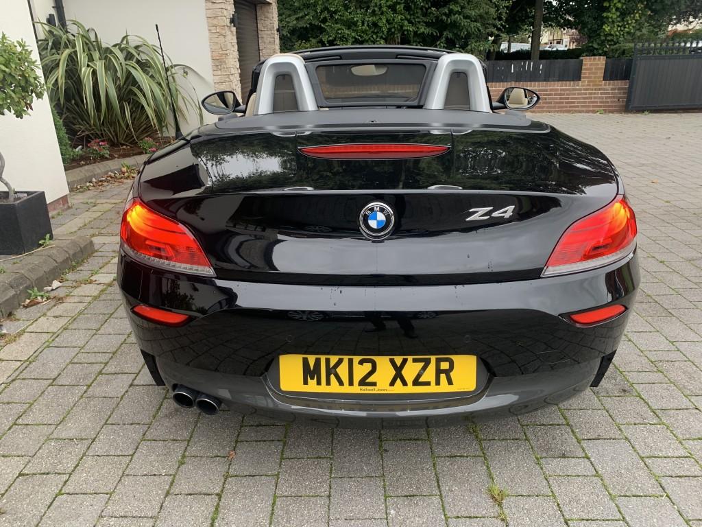 BMW Z4 2.0 Z4 SDRIVE20I M SPORT ROADSTER 2DR AUTOMATIC