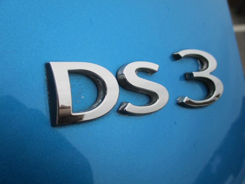 DS DS 3 1.6 BLUEHDI ELEGANCE S/S 3DR
