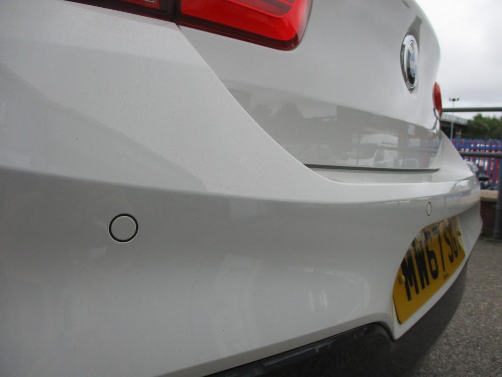 BMW 1 SERIES 1.5 118I M SPORT 5DR AUTOMATIC