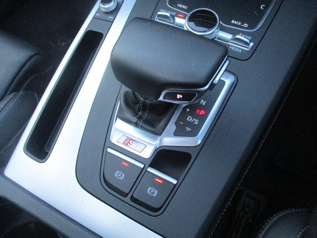 AUDI Q5 3.0 SQ5 TFSI QUATTRO 5DR AUTOMATIC