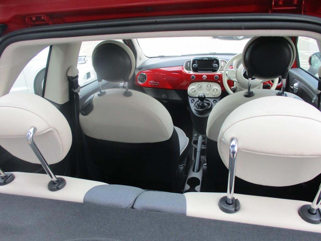 FIAT 500 0.9 TWINAIR LOUNGE 3DR