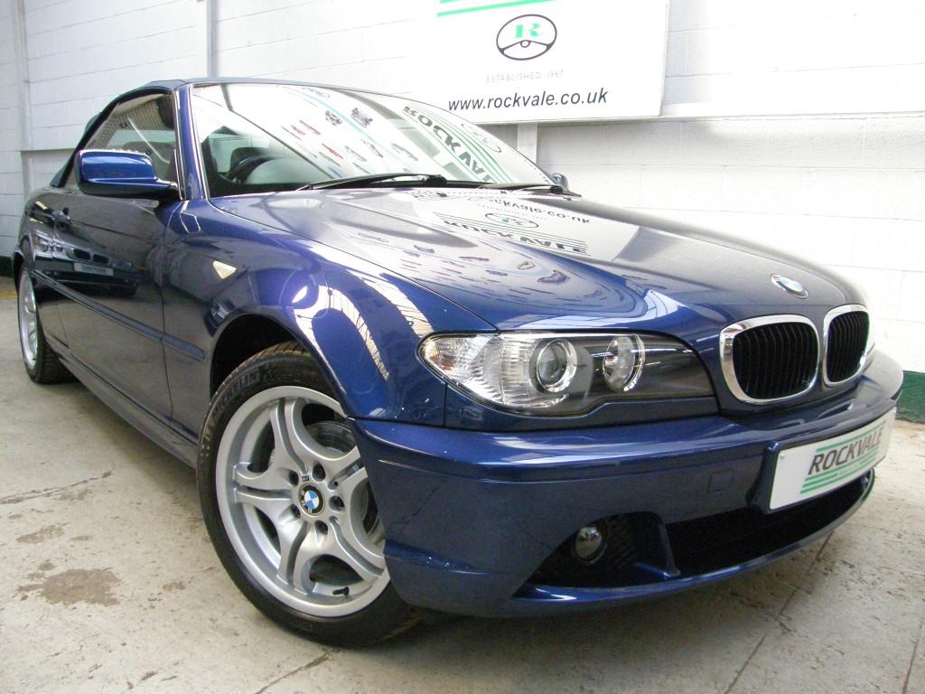 BMW 3 SERIES 2.0 318CI SE 2DR