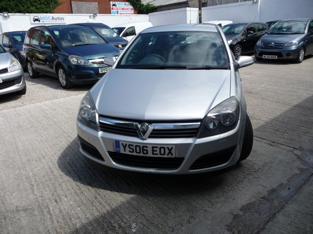 VAUXHALL ASTRA 1.6 LIFE 16V TWINPORT 5DR