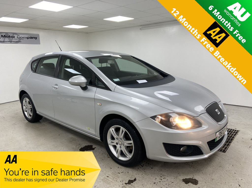 Used SEAT LEON 1.6 CR TDI ECOMOTIVE S AC 5DR in West Yorkshire